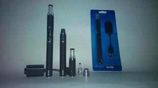 Action! Electronic cigarette eGo-T MT3 EVOD and MT3