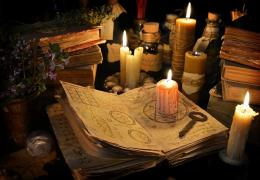 All kinds of magical assistance. Strong love spell. Preservation of relations