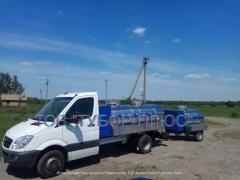 Асенізаторні машіні- обслуговування та ремонт
