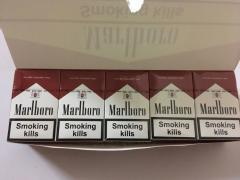 Cигареты Marlboro red duty free (картон) оптом