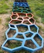Форма для садовой дорожки Днепр Садовая дорожка из бетона