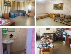 Гостьовий будинок Золота рибка - продам готовий бізнес