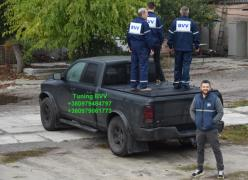 Крышка кузова для пикапа BVV под заказ от производителя