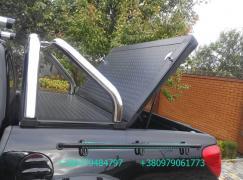 Крышка Кузова Toyota Hilux. Крышка Пикапа. Трехсекционная кры