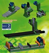 Multi-spindle heads for drilling, milling, threading