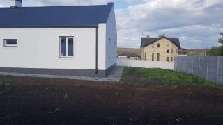 New house for rent in the new building, Lesnoye