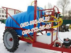 Sprayer Polmark ОП2000/ОП2500 field, trailed