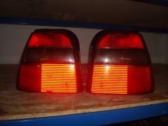 The rear lamp Skoda Felicia